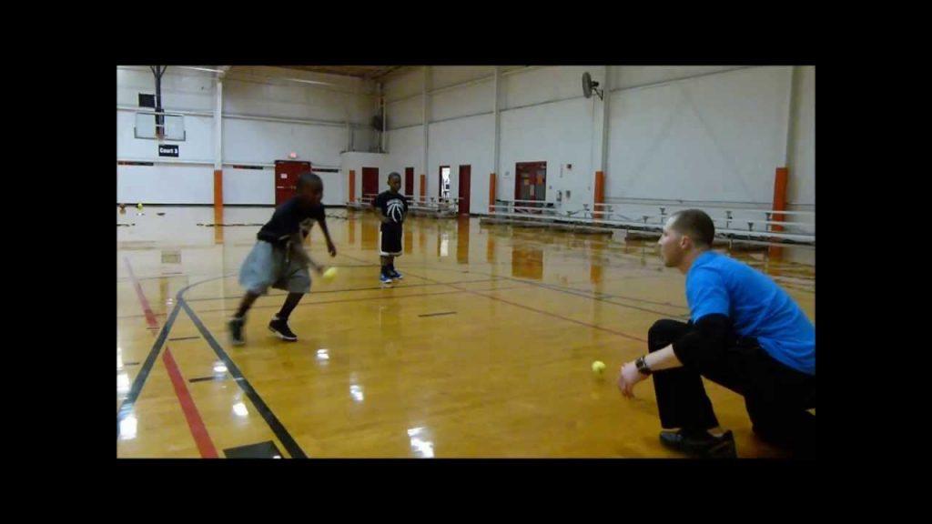 Hawks Hoops Skills 2 Score – Speed & Agility Training
