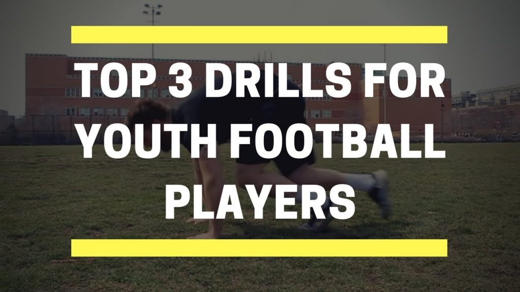 Youth Football Training Drills For Making The BIG PLAY!!
