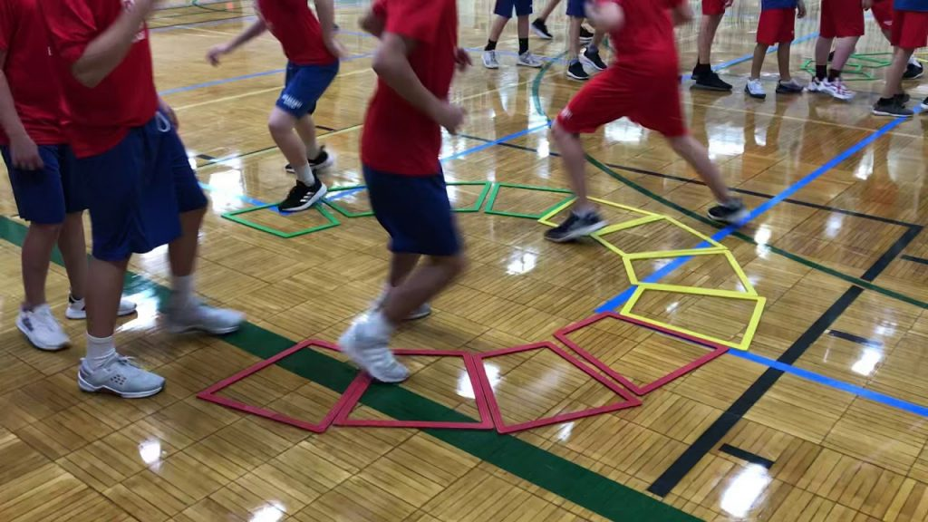 Footwork+agility+coordination 10/21/19