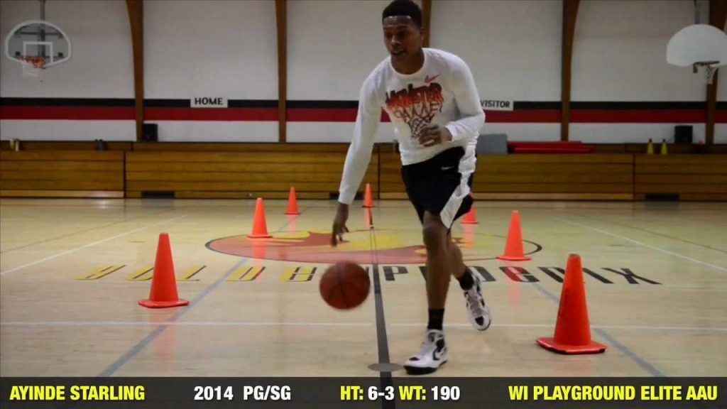 Ayinde Starling – Skills & Agility Training