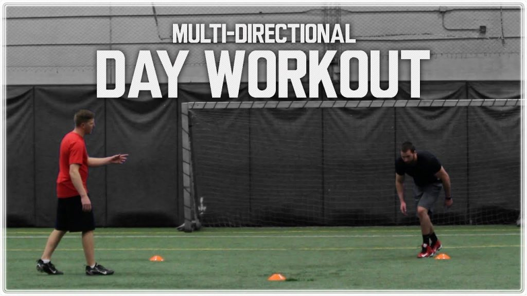 Improve Agility, Quickness + Vertical Jump w/ One Workout!
