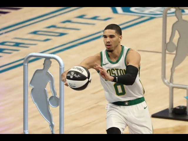 Jayson Tatum's Full Skills Competition Performance | 2019 NBA All-Star