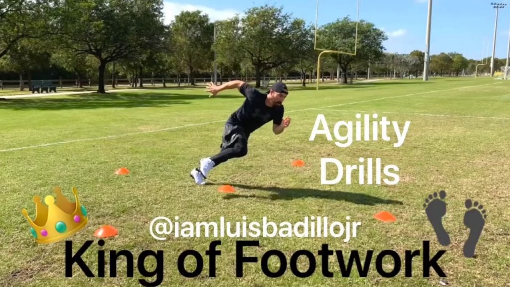 Agility Drills Change of Direction