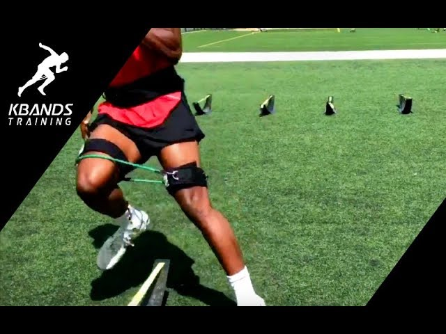 Soccer Step Over Agility Drill   Improve Touch And Quickness